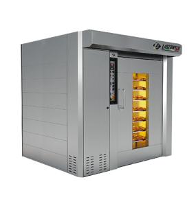 Laserweld forni per panifici e pasticcerie - forno laterale